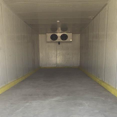 Аренда холодильных складов